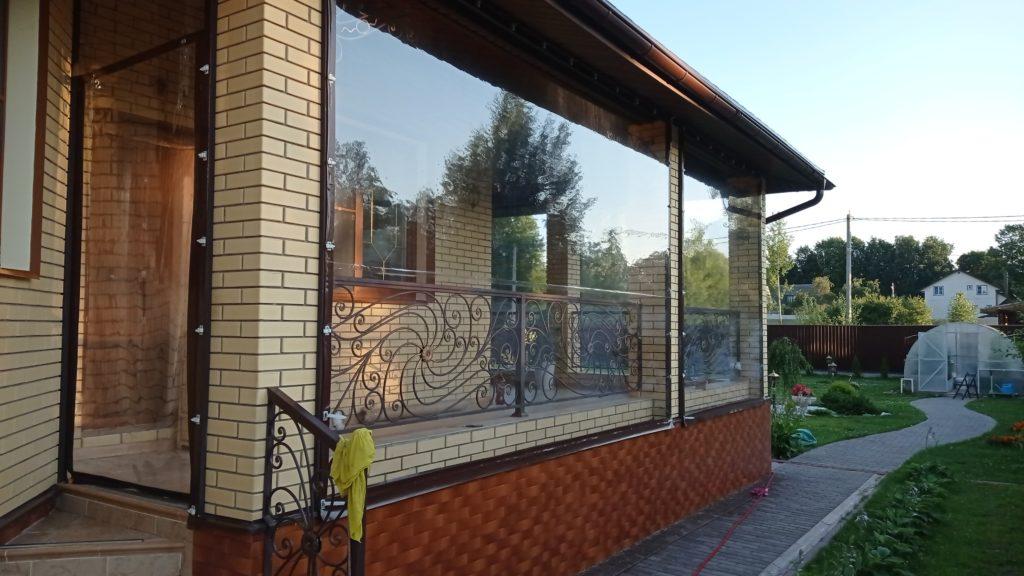 мягкие окна от производителя москва